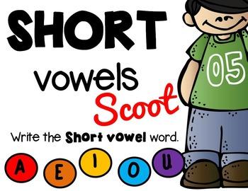 CVC Short Vowels Scoot