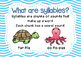 SCOOT! Syllable Task Cards Under The Sea Theme