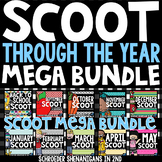 SCOOT THROUGH THE YEAR -  MEGA BUNDLE