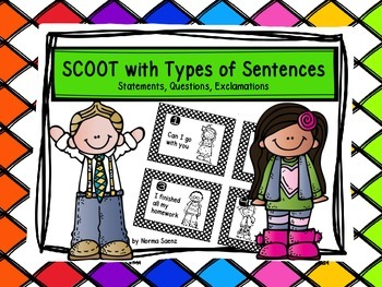 SCOOT - Types of Sentences