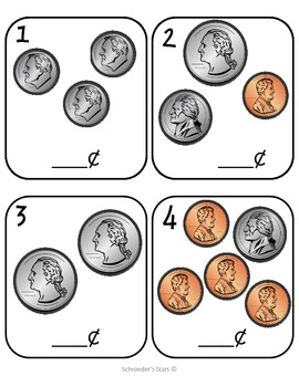 SCOOT! U.S. Coin Counting