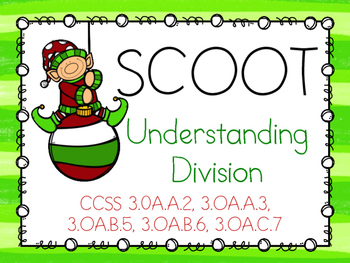 SCOOT - Understanding Division Common Core Aligned