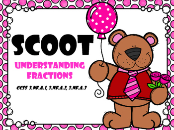 SCOOT - Understanding Fractions (Common Core Aligned)