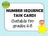SCOOT game-numbers sequence and patterns