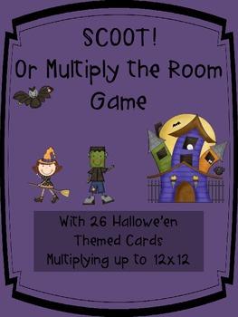 SCOOT! or Multiply the Room Hallowe'en
