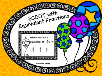 SCOOT with Equivalent Fractions