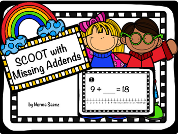 SCOOT with Missing Addends