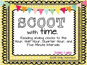 SCOOT with Time