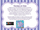SCOPE out good writing Poster (Purple): editing and revisi