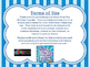 SCOPE out good writing Poster (blue): editing and revising reminders