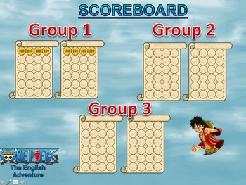 SCOREBOARD for Classroom Management - FULLY ANIMATED WITH SOUNDS