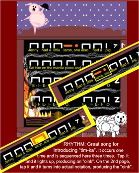 SCOTTISH SONG: Jenny Had A Little Lamb