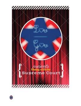 SCOTUS Court Case Gallery Walk