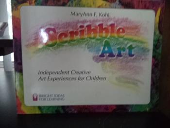 SCRIBBLE ART       ISBN 0-935607-05-6