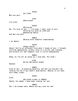 SCRIPT: Provincetown 2012, an evening of one-act plays