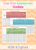 SCSA Aligned Year One Assessment Checklists- WA Curriculum