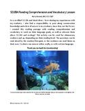 SCUBA Reading Comprehension and Vocabulary Lesson