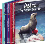 Marine Animals Set (Spanish Edition)