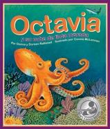 Octavia and Her Purple Ink Cloud (Octavia y su nube de tinta morada)