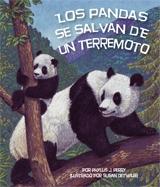 Pandas' Earthquake Escape (Los pandas se salvan de un terremoto)