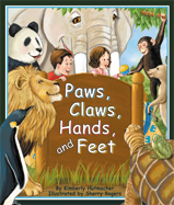 Paws, Claws, Hands, and Feet