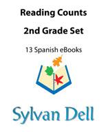 Reading Counts 2nd Grade Set (Spanish Edition)