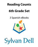 Reading Counts 6th Grade Set (Spanish Edition)