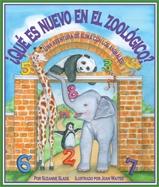 What's New at the Zoo? An Animal Adding Adventure (¿Qué es nuevo en el zoológico? Una aventura de suma con los animales)