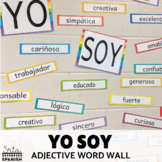 Yo Soy Spanish Classroom Display Bulletin Board EDITABLE