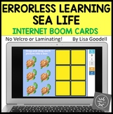 SEA LIFE Errorless Learning Digital File Folders 6 Box Dra