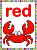 SEALIFE Color Posters Room Decor (Whimsy Workshop Teaching)