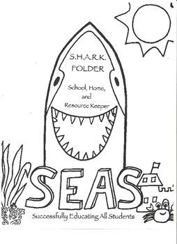 SEAS  (Successfully Educating All Students) Folders, Logs