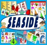 SEASIDE TOPIC AND ROLE PLAY RESOURCE KS1 EYFS SUMMER HOLIDAY ANIMALS