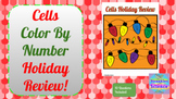 HOLIDAY: Cells Color By Number Holiday Review!