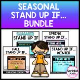 Seasonal Stand Up If... Bundle