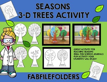 SEASONS 3-D ACTIVITY