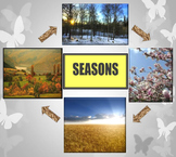 Seasons Months Days Summer PowerPoint  end of the year dis