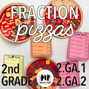 SECOND GRADE FRACTIONS PROJECT