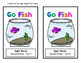SECOND GRADE GO FISH SIGHT WORDS GAME