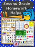 SECOND GRADE HOMEWORK HELPER