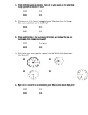 SECOND GRADE MATH QUESTIONS!! CAN BE USED FOR END OF THE Y