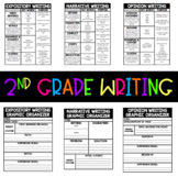 SECOND GRADE WRITING
