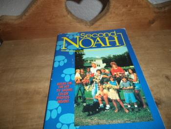 Second Noah ISBN 0-590-93710-3