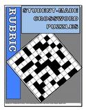 SECONDARY CROSSWORD PUZZLE RUBRIC