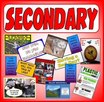 SECONDARY TEACHING RESOURCES DISPLAY BEHAVIOUR MORALS CHOI