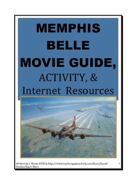 SECONDARY-The Memphis Belle Movie Guide