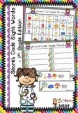 Secret Code Sight Words - 1st Grade Edition