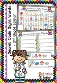 Secret Code Sight Words - 3rd Grade Edition