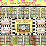 Free SECRET STORIES® Reward Bucks for Reading Mastery of Phonics Secrets!