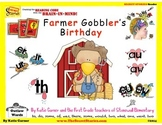 "SECRET STORIE® Guided Readers- ""Farmer Gobbler's Birthday"""